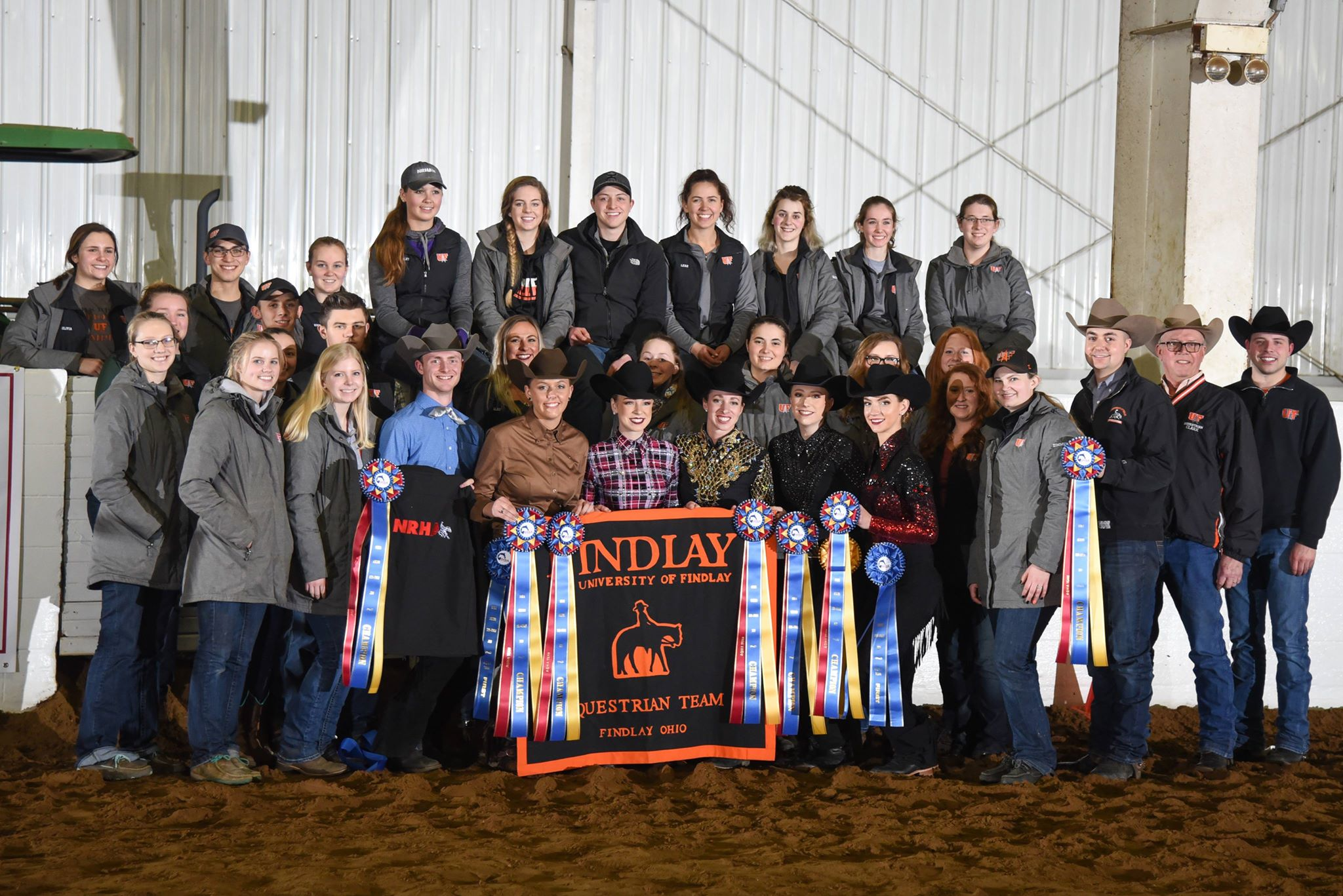 University of Findlay won their own hosted Semi-Finals