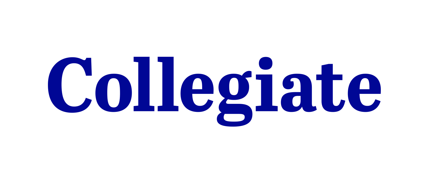 Collegiate_Wordmark_2014_Blue_CMYK